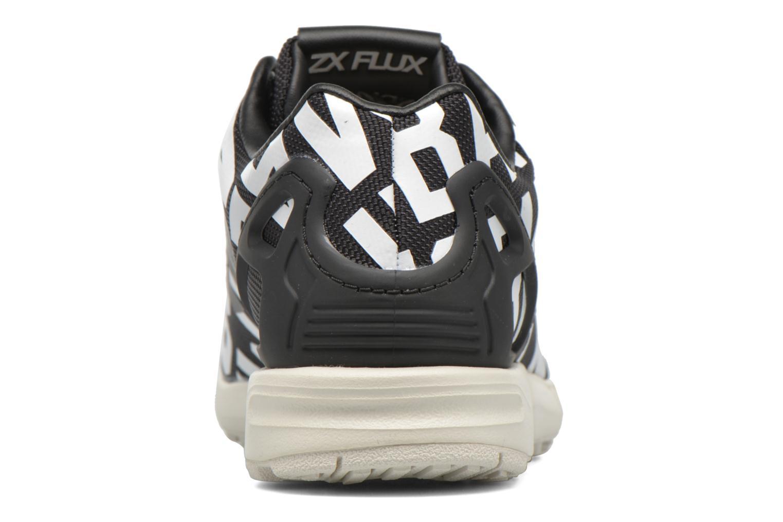 Baskets Adidas Originals Zx Flux Ro W Multicolore vue droite