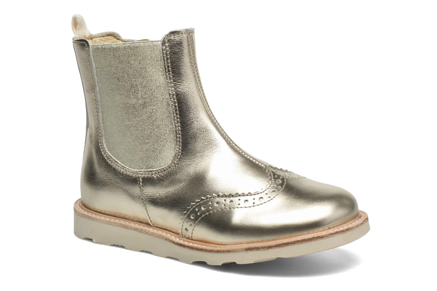 Soles Young Gold Young Francis Soles Leather Y1w6Ezq