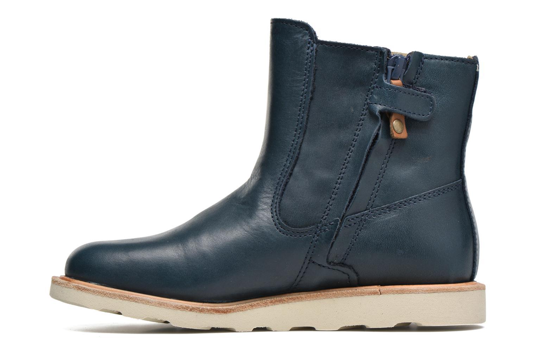 Vera Navy leather