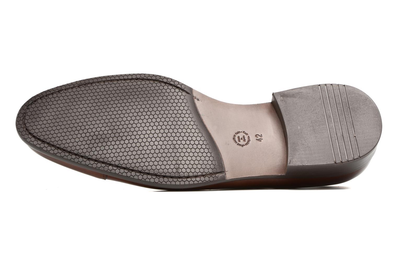 Snörade skor Marvin&Co Luxe Perchok Brun bild från ovan