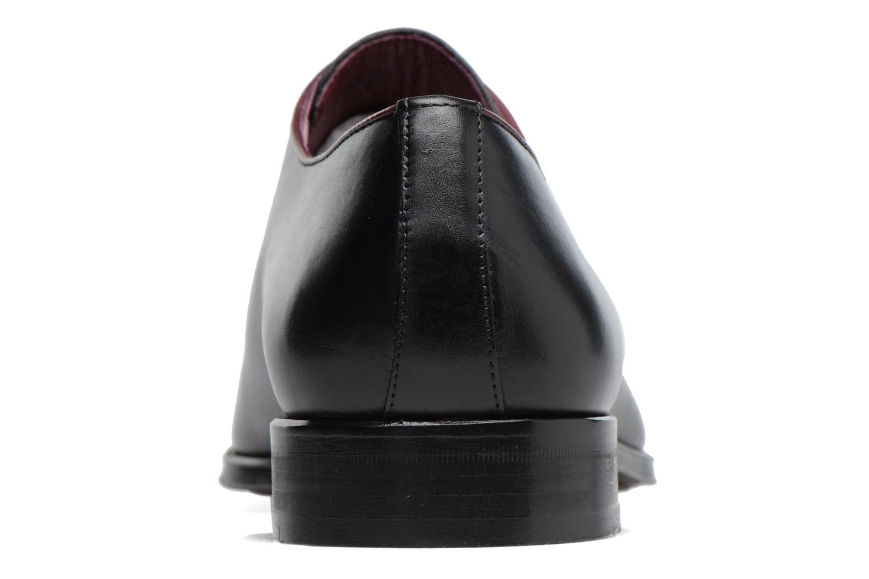 Scarpe con lacci Marvin&Co Luxe Perrowne - Cousu Blake Nero immagine destra