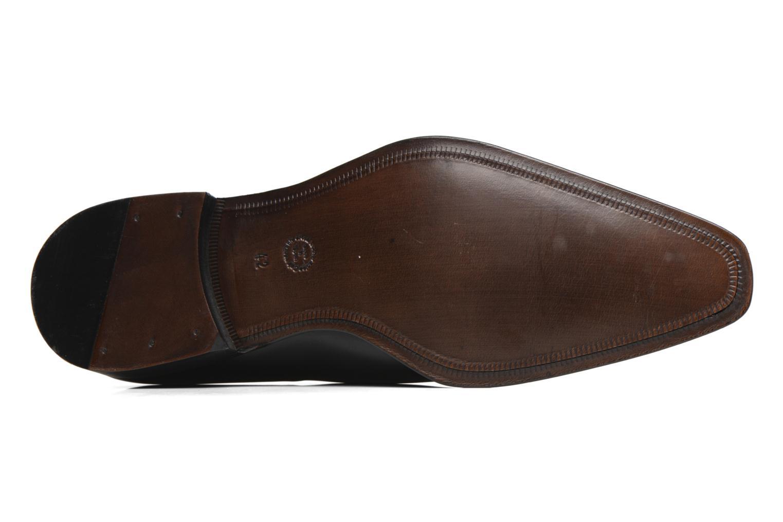 Chaussures à lacets Marvin&Co Luxe Perrowne - Cousu Blake Noir vue haut