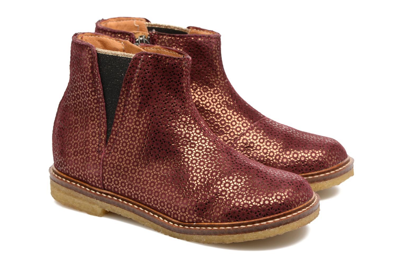 Suzet Boots Canurca Bordeaux