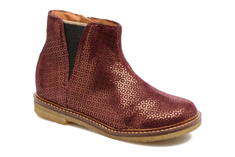 Bottines et boots Pom d Api Suzet Boots Bordeaux vue détail/paire