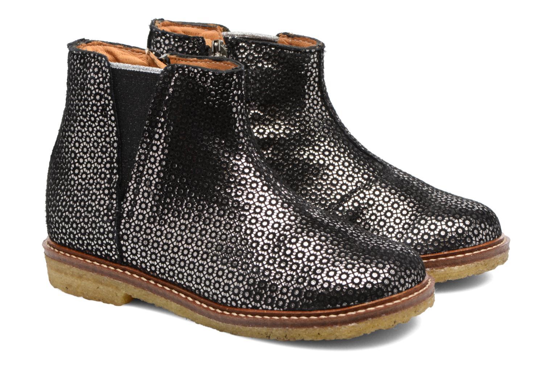 Bottines et boots Pom d Api Suzet Boots Noir vue 3/4