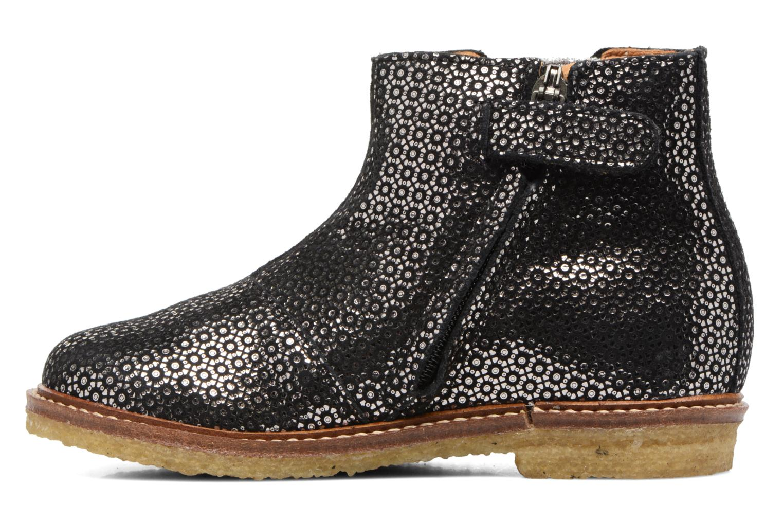 Suzet Boots Camurca Noir