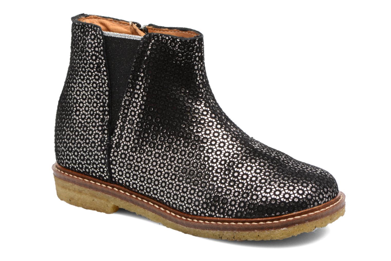 Bottines et boots Pom d Api Suzet Boots Noir vue détail/paire
