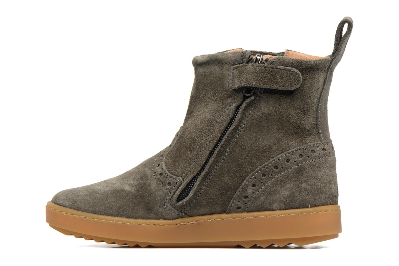 Bottines et boots Pom d Api Wouf Boots Vert vue face