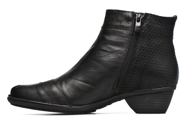 Bottines et boots Dorking Nina 6863 Noir vue face