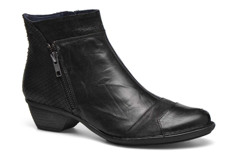 Bottines et boots Dorking Nina 6863 Noir vue détail/paire