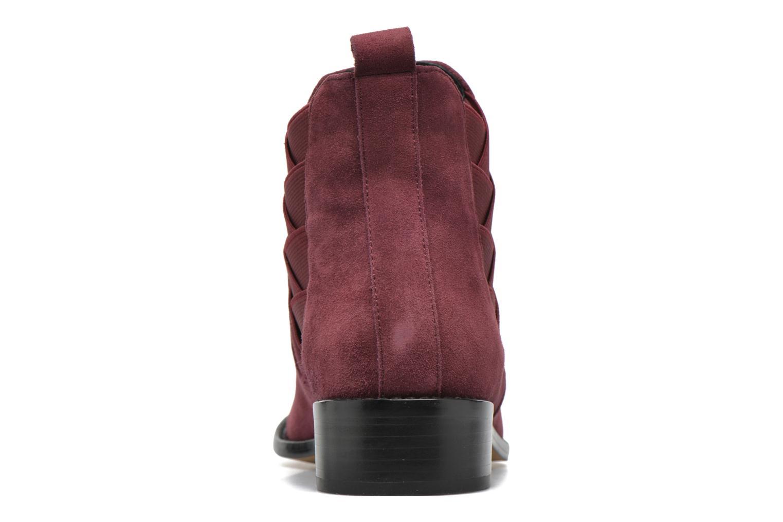 Bottines et boots Rebecca Minkoff JACY Bordeaux vue droite