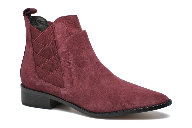 Bottines et boots Rebecca Minkoff JACY Bordeaux vue détail/paire