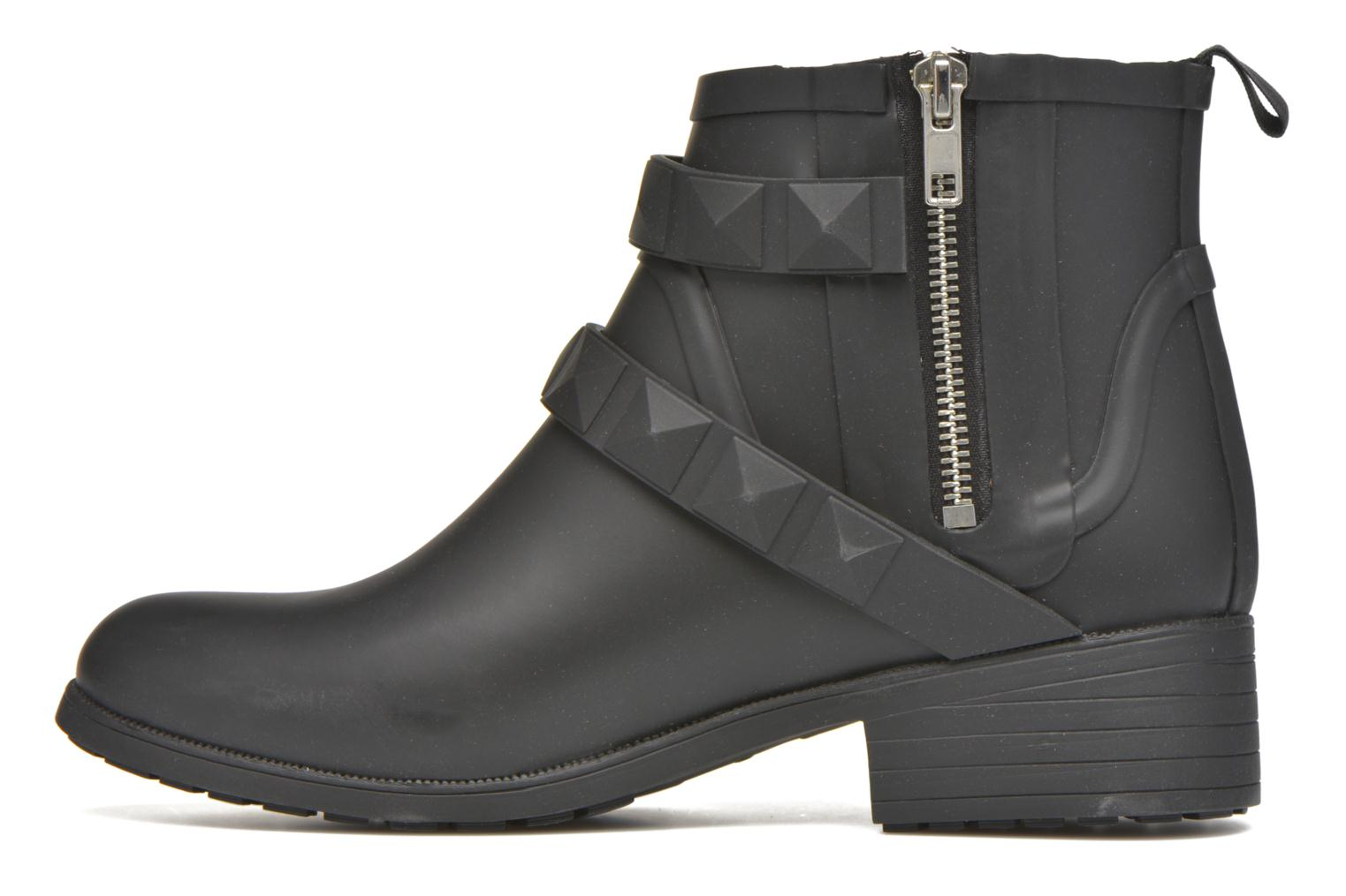 Bottines et boots Rebecca Minkoff QUINCY Noir vue face