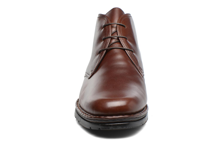 Chaussures à lacets Fluchos Galaxi 3130 Marron vue portées chaussures