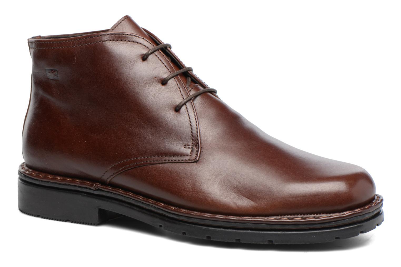 Chaussures à lacets Fluchos Galaxi 3130 Marron vue détail/paire