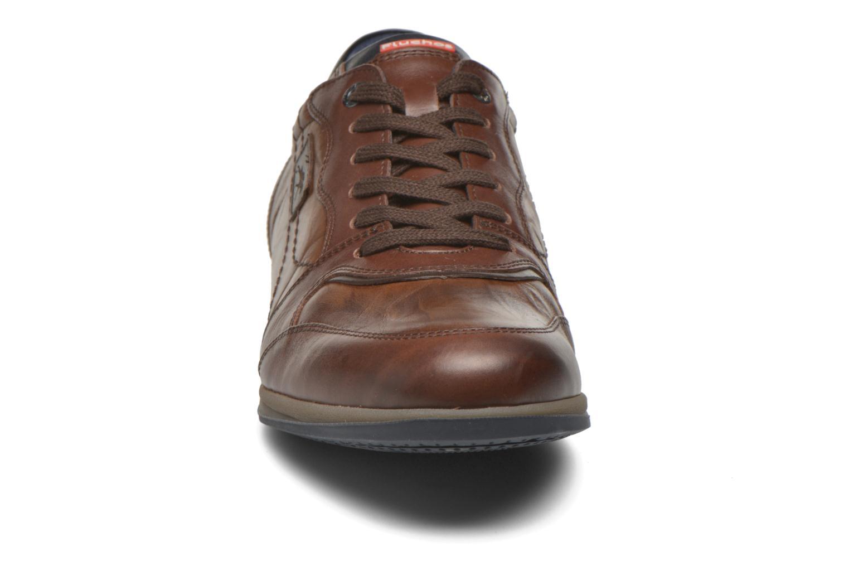 Baskets Fluchos Daniel 9261 Marron vue portées chaussures