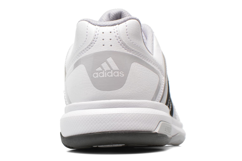 Chaussures de sport Adidas Performance Barricade Approach Str Blanc vue droite