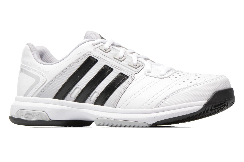 Chaussures de sport Adidas Performance Barricade Approach Str Blanc vue derrière