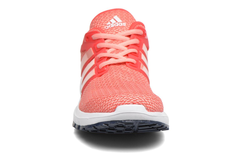 Chaussures de sport Adidas Performance energy cloud wtc w Rose vue portées chaussures