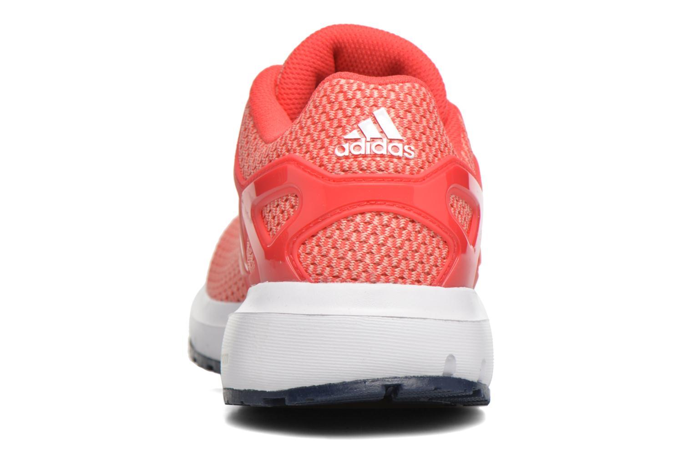 Chaussures de sport Adidas Performance energy cloud wtc w Rose vue droite