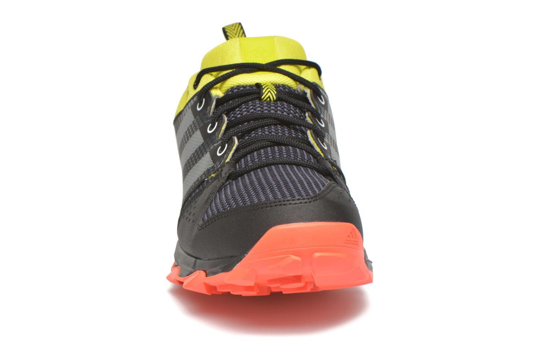 Chaussures de sport Adidas Performance Galaxy Trail M Noir vue portées chaussures