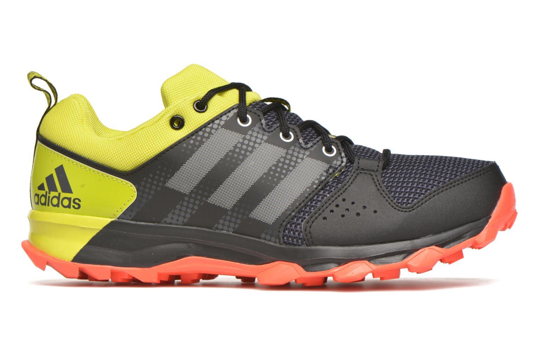 Chaussures de sport Adidas Performance Galaxy Trail M Noir vue derrière