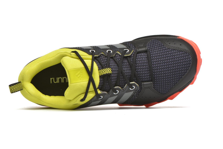 Chaussures de sport Adidas Performance Galaxy Trail M Noir vue gauche