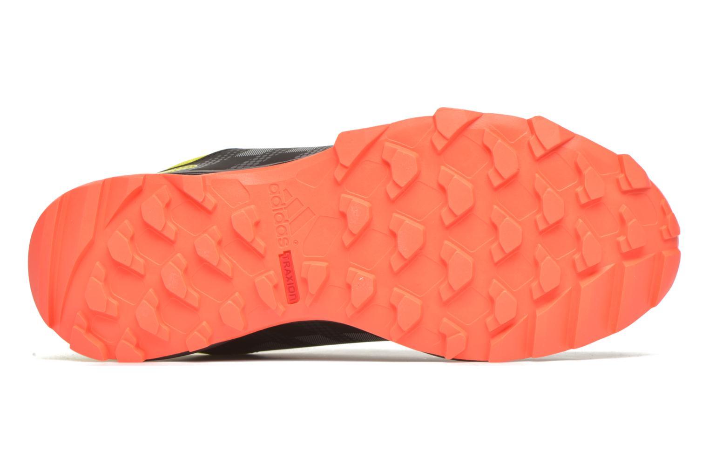 Chaussures de sport Adidas Performance Galaxy Trail M Noir vue haut