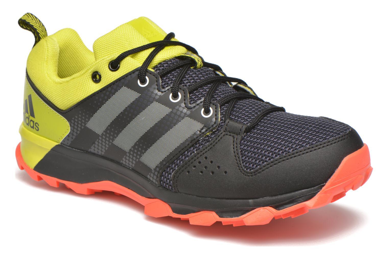 Chaussures de sport Adidas Performance Galaxy Trail M Noir vue détail/paire
