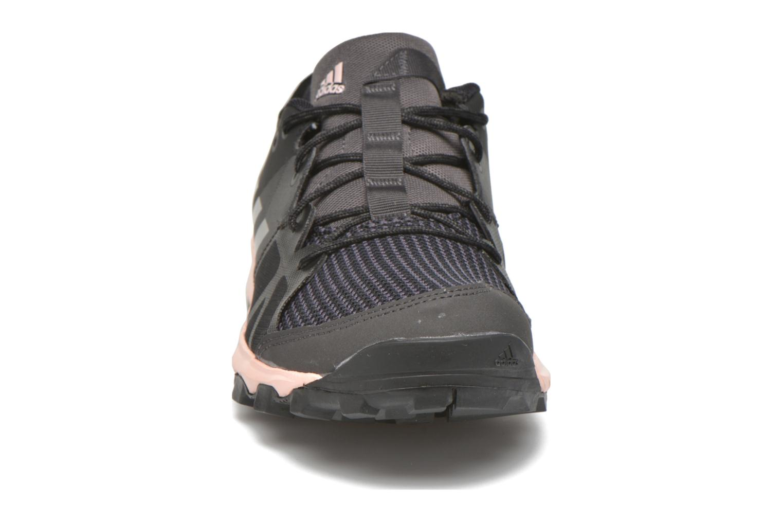 Chaussures de sport Adidas Performance kanadia 8 tr w Noir vue portées chaussures