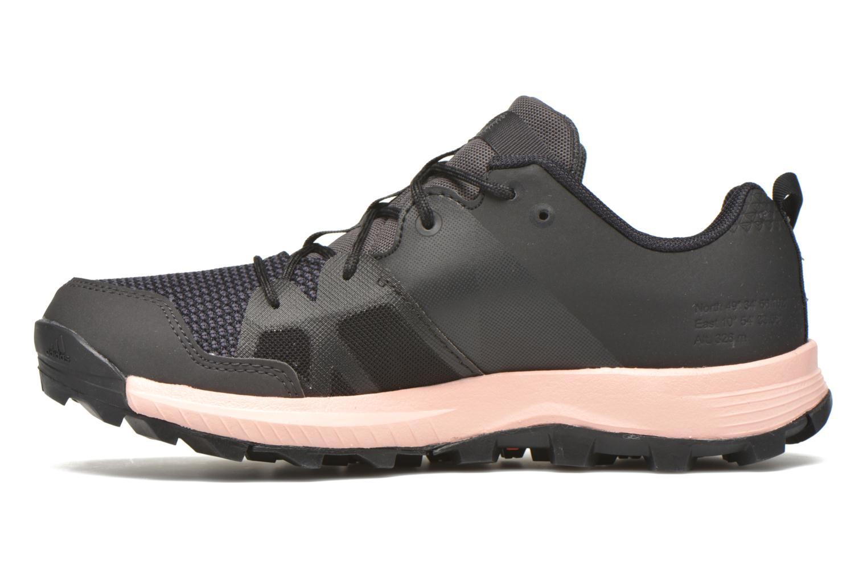 Chaussures de sport Adidas Performance kanadia 8 tr w Noir vue face