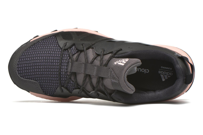 Chaussures de sport Adidas Performance kanadia 8 tr w Noir vue gauche