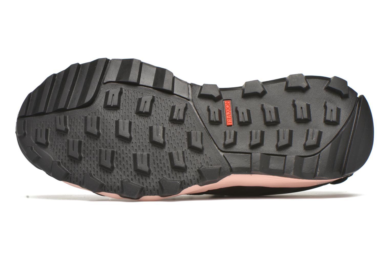 Chaussures de sport Adidas Performance kanadia 8 tr w Noir vue haut
