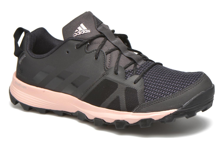 Chaussures de sport Adidas Performance kanadia 8 tr w Noir vue détail/paire