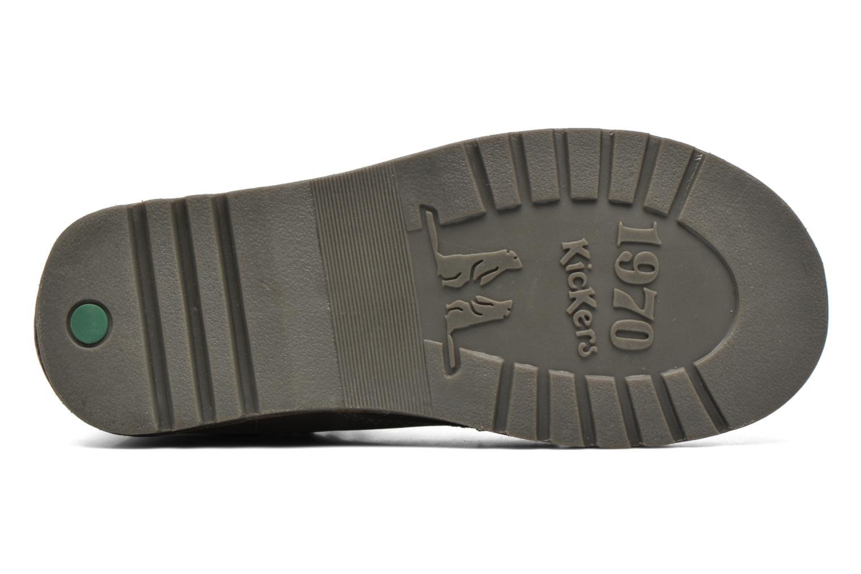 Bottines et boots Kickers Halloa Gris vue haut