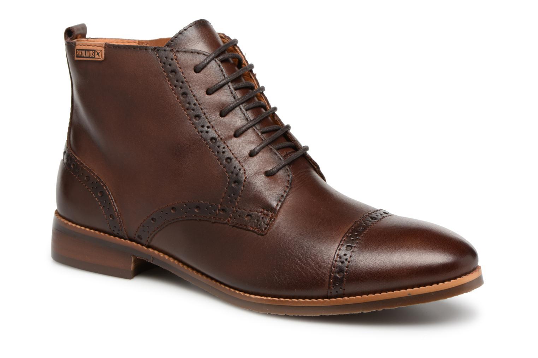 Zapatos especiales para hombres hombres para y mujeres Pikolinos Royal W4D-8717 (Marrón) - Botines  en Más cómodo e5a8f2