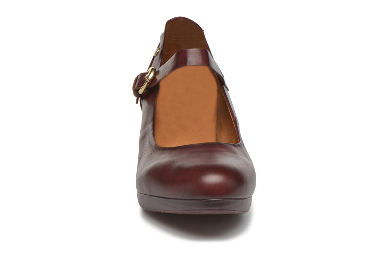 Escarpins Pikolinos SALERNO W9C-8036C2 Rouge vue portées chaussures