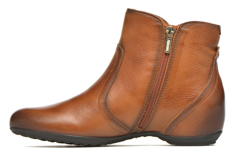Bottines et boots Pikolinos VENEZIA 968-8819 Marron vue face