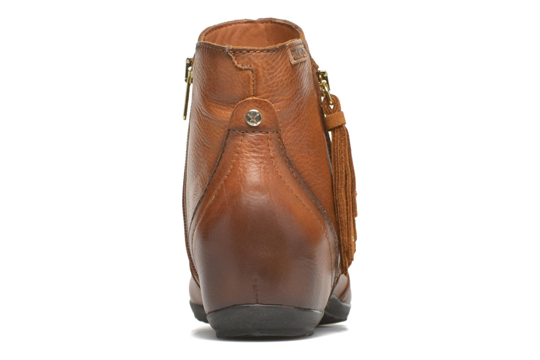 Bottines et boots Pikolinos VENEZIA 968-8819 Marron vue droite