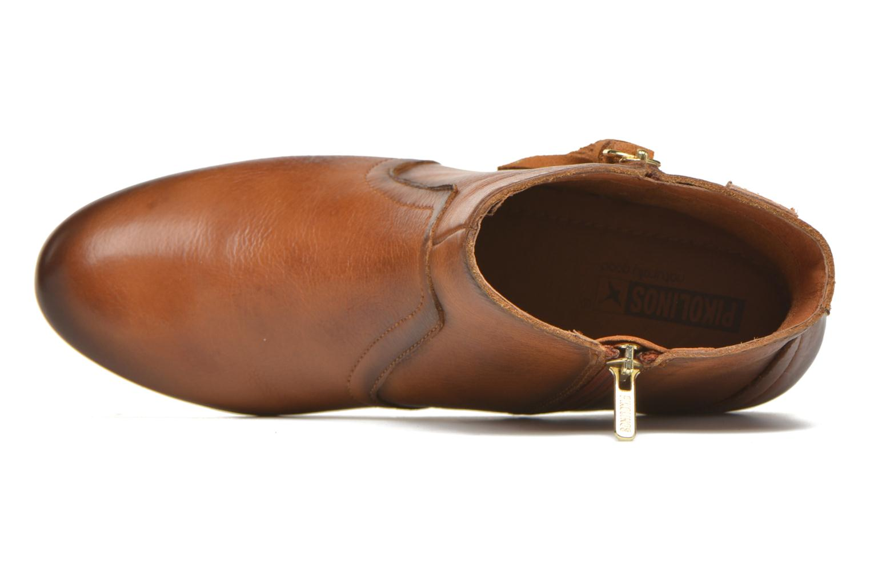 Bottines et boots Pikolinos VENEZIA 968-8819 Marron vue gauche