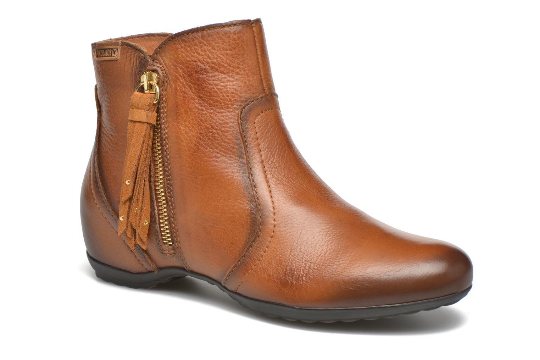 Bottines et boots Pikolinos VENEZIA 968-8819 Marron vue détail/paire
