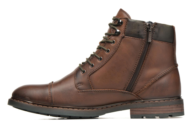 Bottines et boots Pikolinos CACERES M9E-8104SP Marron vue face