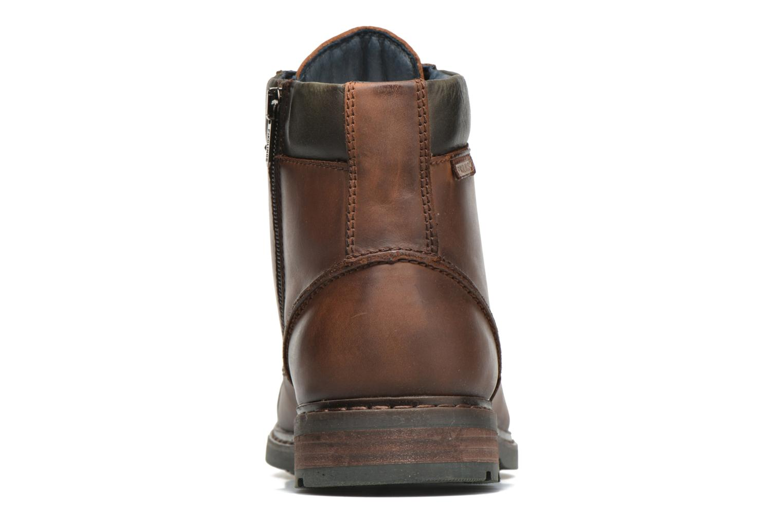 Bottines et boots Pikolinos CACERES M9E-8104SP Marron vue droite