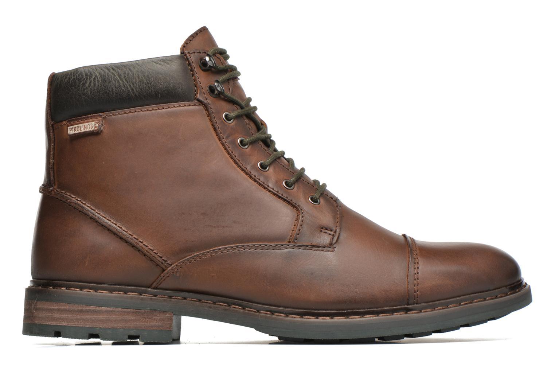 Bottines et boots Pikolinos CACERES M9E-8104SP Marron vue derrière