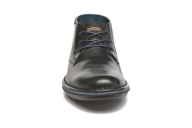 Chaussures à lacets Pikolinos LUGO M1F-8093 Noir vue portées chaussures