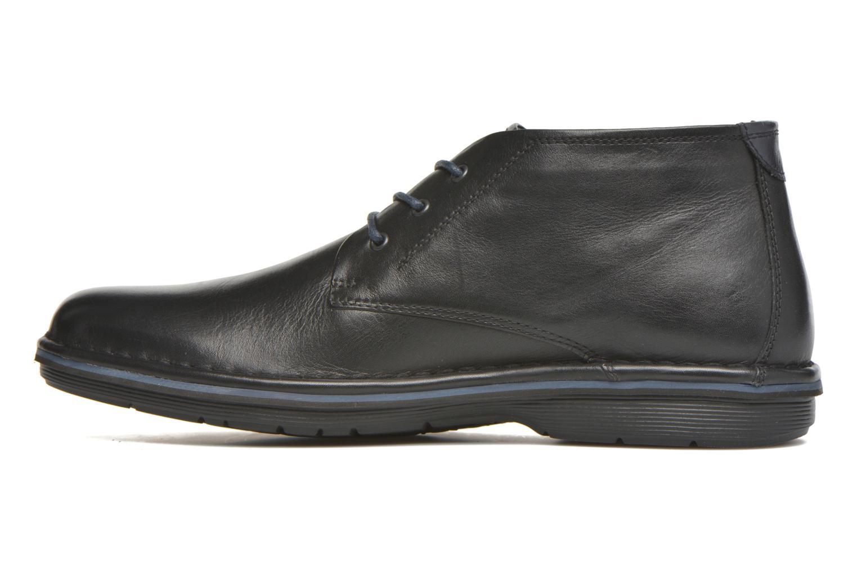 Chaussures à lacets Pikolinos LUGO M1F-8093 Noir vue face