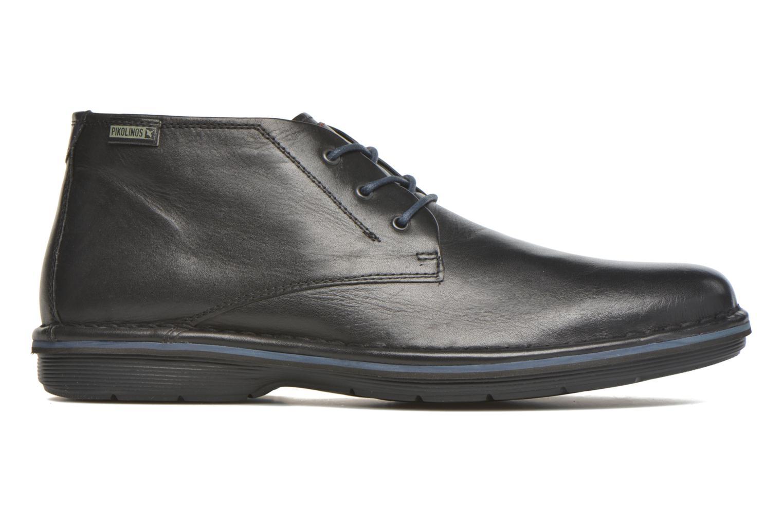 Chaussures à lacets Pikolinos LUGO M1F-8093 Noir vue derrière