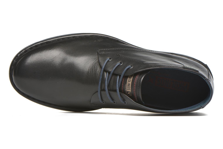 Chaussures à lacets Pikolinos LUGO M1F-8093 Noir vue gauche