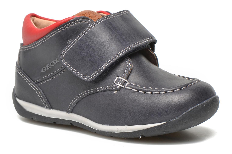Chaussures à scratch Geox B Each B. B B640BB Bleu vue détail/paire