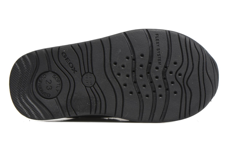 Sneakers Geox B Rishon B. A B640RA Azzurro immagine dall'alto